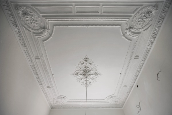 Antique Ceilings Restoration Of Ornaments 3c Complete